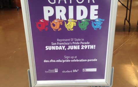 San Francisco Pride parade draws participants from SF State