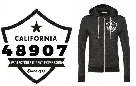 NEW! '48907' hoodies are available now!