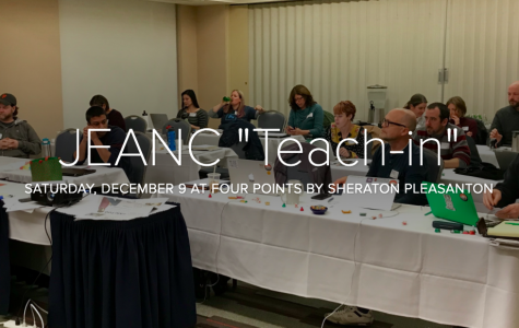 "JEANC Adviser ""Teach-in"" brings advisers together for a day of learning"