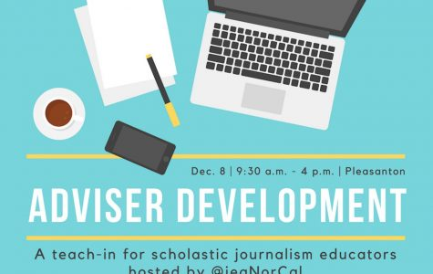 "Details for the 2nd Annual Adviser Development ""Teach-In"" on Dec. 8-9, 2018"