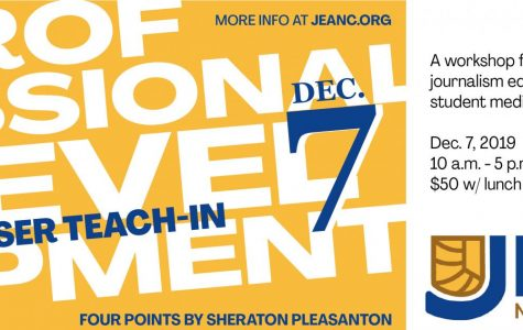 JEANC will host third-annual adviser development event Dec. 7 in Pleasanton