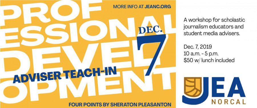 JEANC will host third-annual adviser development event Dec. 7 in Pleasanton