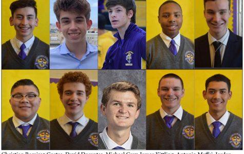Student spotlight: The Crusader staff