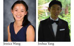 Student Spotlight: Jessica Wang and Joshua Yang, Henry M. Gunn High School
