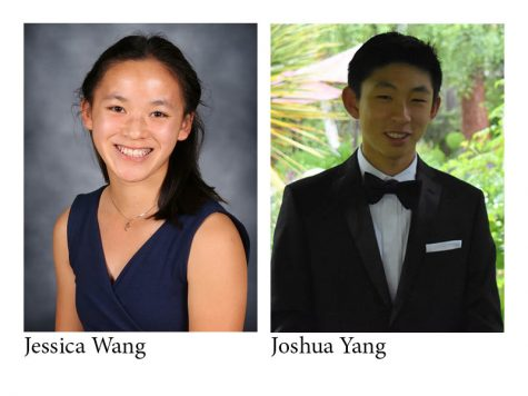 Student Spotlight: Jessica Wang and Joshua Yang, Henry M. Gunn High School