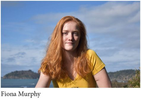 Student Spotlight: Fiona Murphy, Arcata High School
