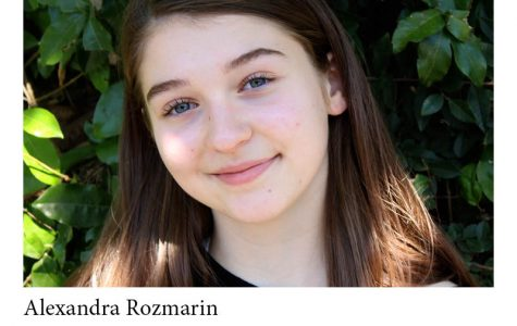 Student Spotlight: Alexandra Rozmarin, University Preparatory Academy