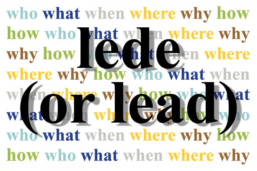 Read the leading ledes